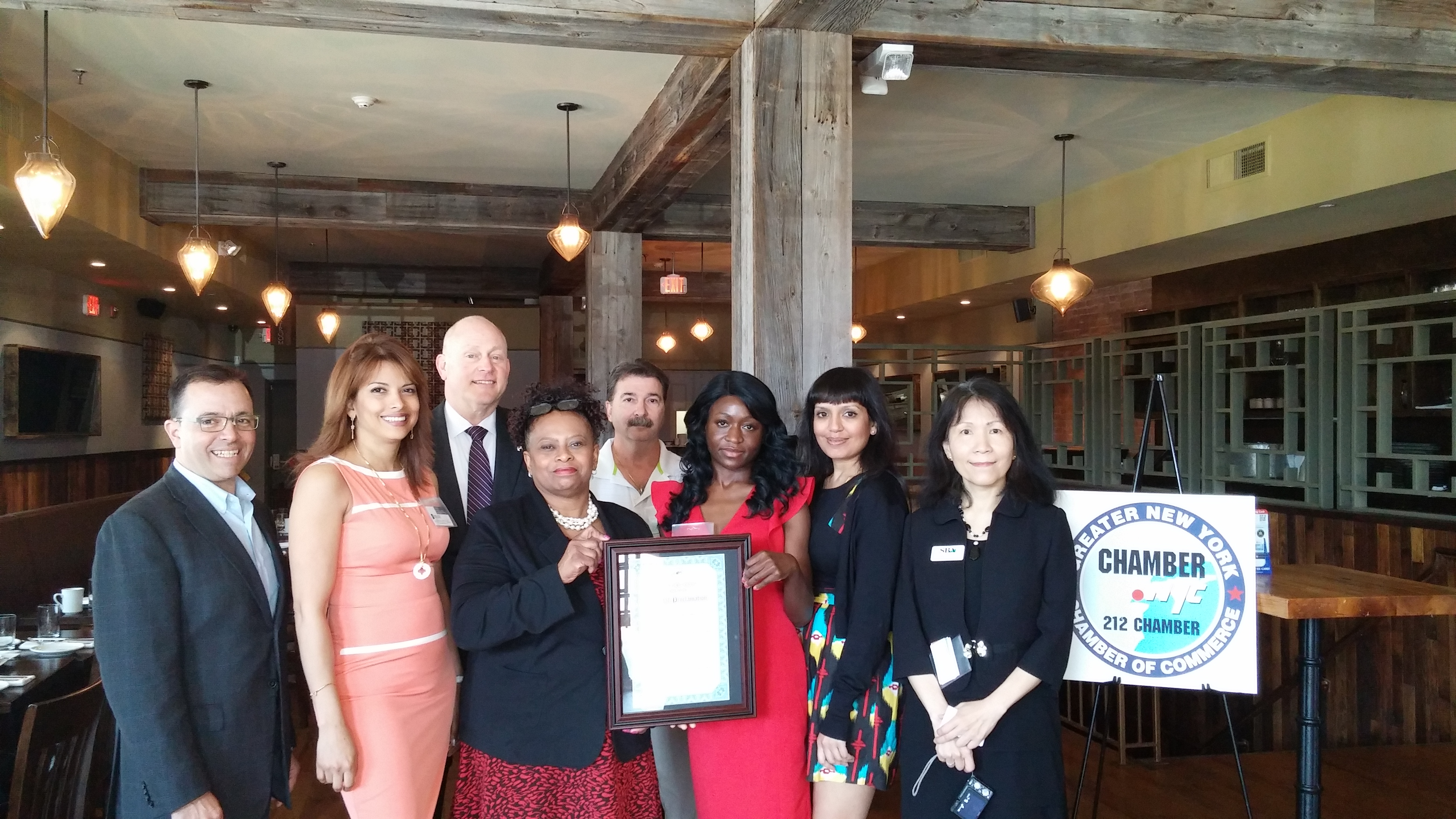 GNYCC Hosts National Small Business Week Events