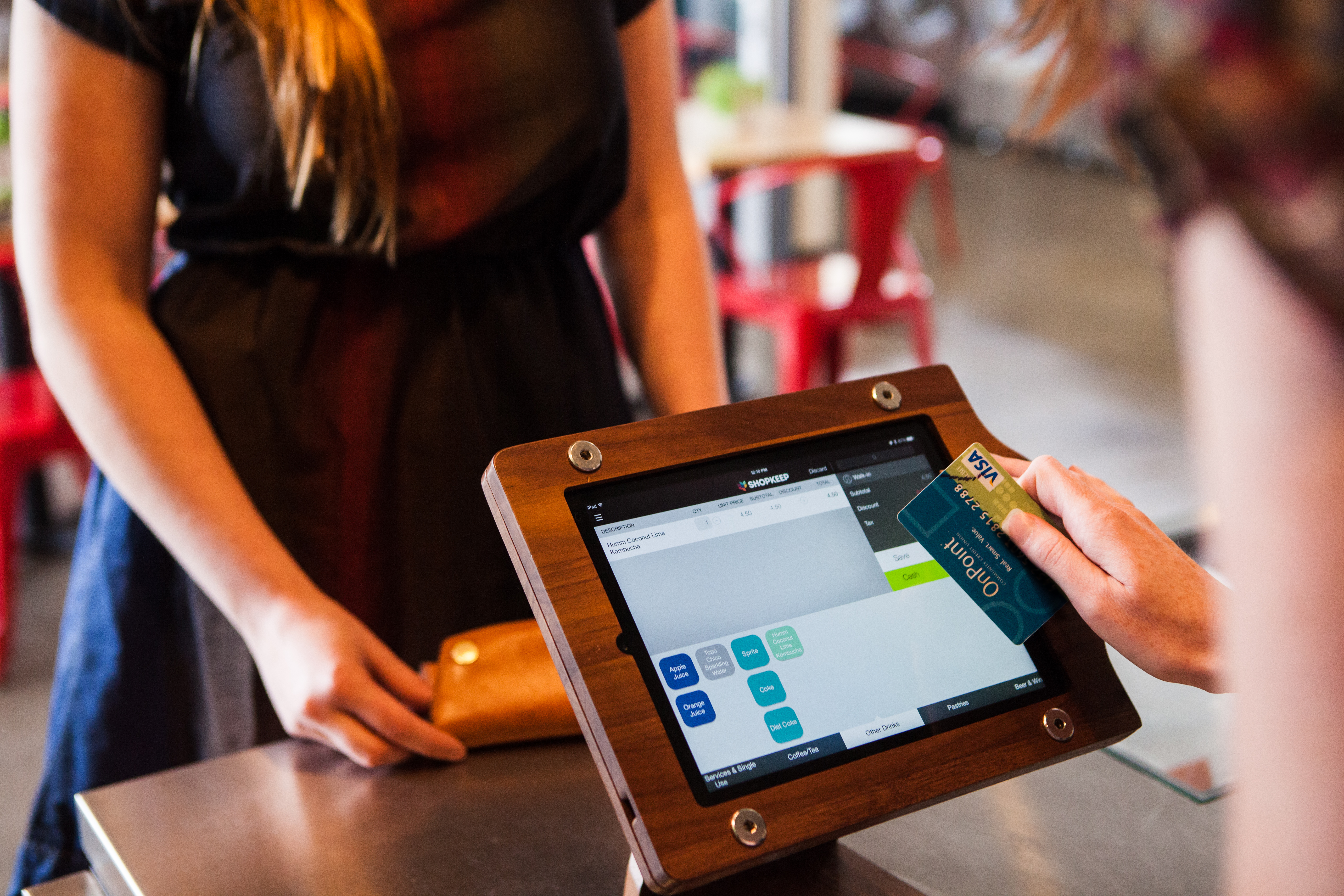 7 Reasons Why the iPad is Your Small Business Swiss Army Knife – by ShopKeep