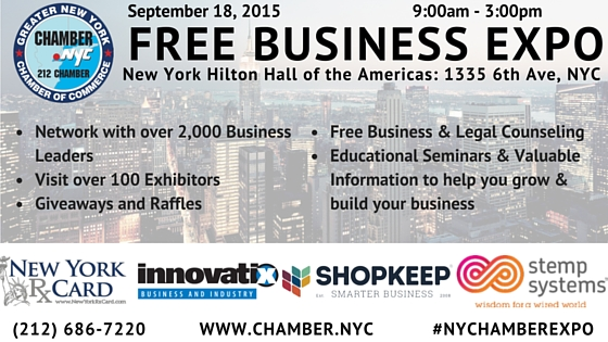 Chamber Business Expo 2015